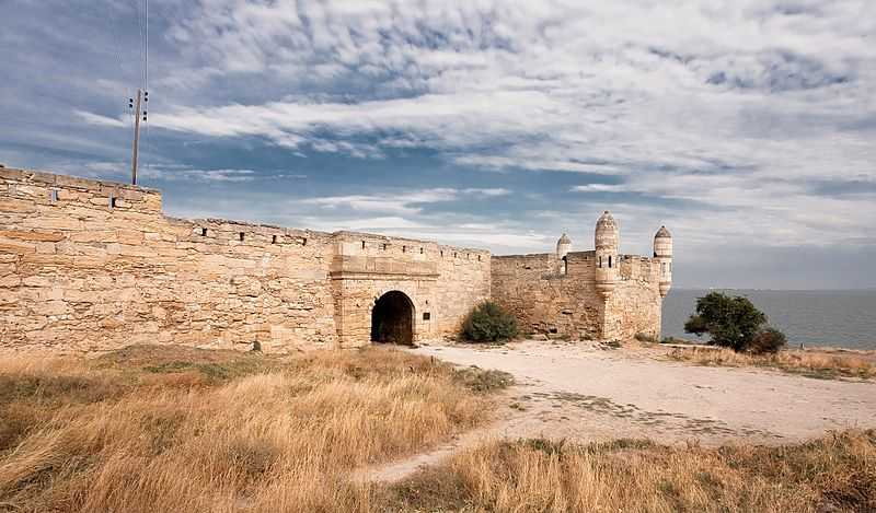 2° posto: fortezza di Yeni-Kale, Kerch. CC-BY-SA Derevyagin Igor
