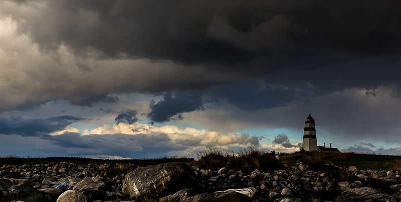 Faro di Alnes. CC-BY-SA Henny stokseth