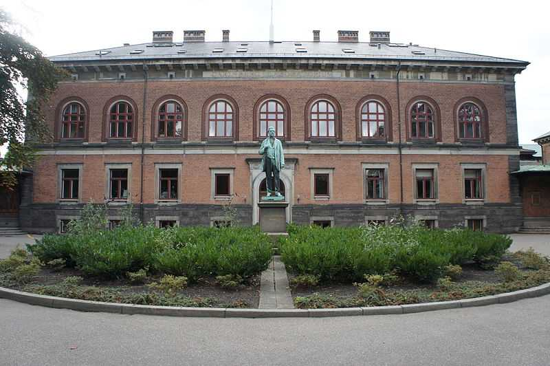 3° posto: Laboratorio Carlsberg, Copenhagen. CC-BY-SA Mrdo1k