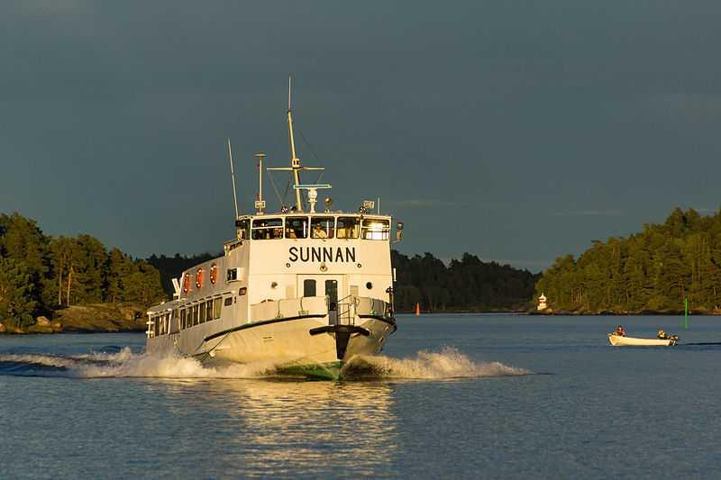 M/S Sunnan. CC-BY-SA  Vindbåt