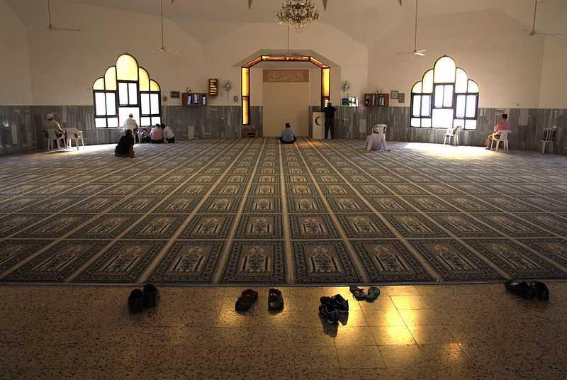 4° posto: Moschea Mahmood, Kababir, Haifa. CC-BY-SA Estherab