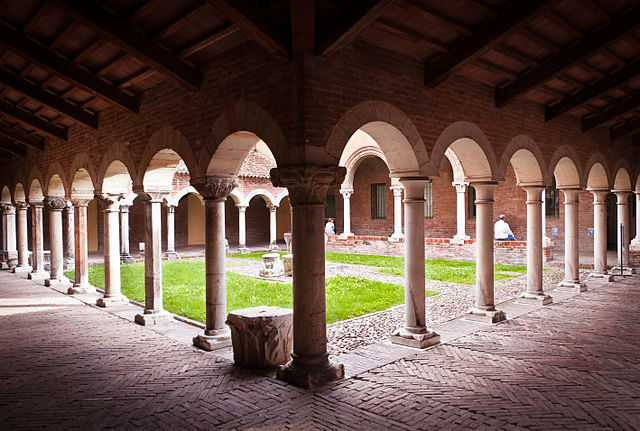 Museo della Cattedrale di Ferrara - Foto di Marija Obradovic [Licenza CC-BY-SA 3.0]