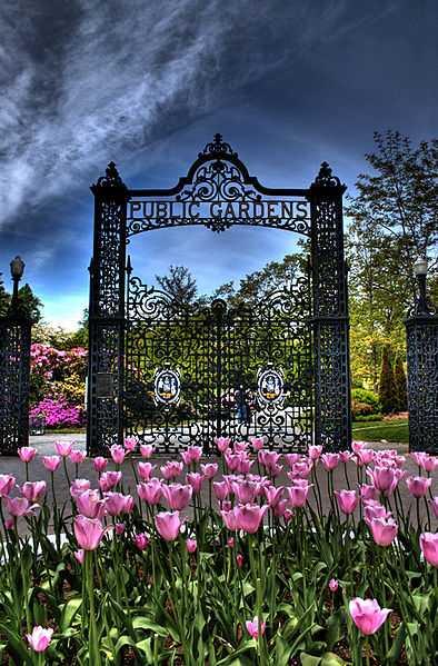 Giardini pubblici, Halifax. CC-BY-SA Markjt