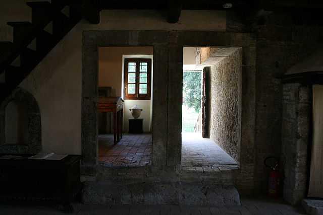Complesso archeologico di Malborghetto (Roma) - Foto di Viscardo Squartini [Licenza CC-BY-SA 3.0 con vincolo MiBAC]