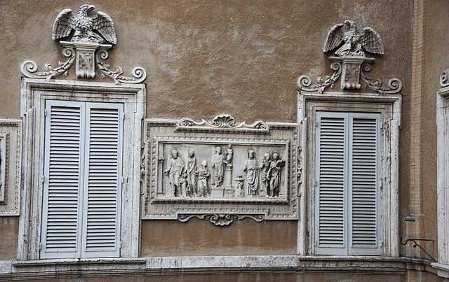 Biblioteca di Storia Moderna e Contemporanea (Roma) - Foto di Maristela Possamai [Licenza CC-BY-SA 3.0 con vincolo MiBAC]