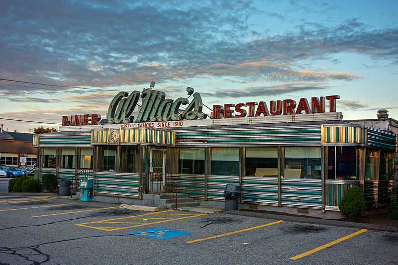3° posto: Al Mac's Diner-Restaurant, Massachusetts. CC-BY-SA Kenneth C. Zirkel