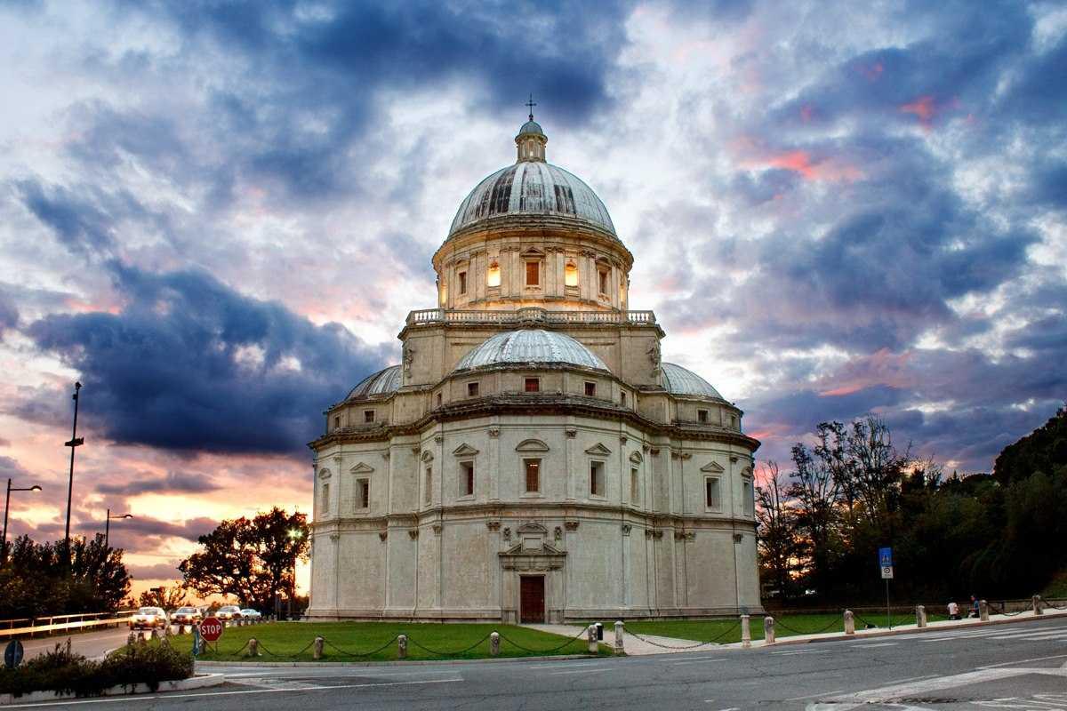 Il Tempio di Santa Maria della Consolazione - Foto di Silvia Marconi
