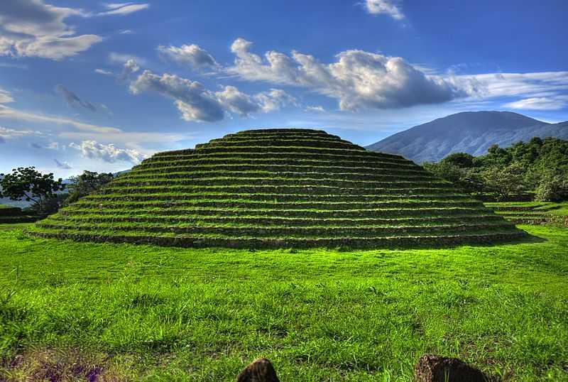 1° posto: Zona archeologica di Guachimontones, Jalisco. CC-BY-SA Esteban Tucci