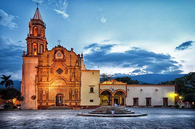 5° posto: Missione di Jalpan, Querétaro. CC-BY-SA Tobías Contreras