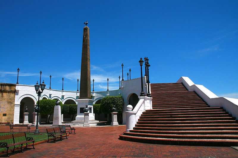 Piazza di Francia, Panamà. CC-BY-SA Rodolfo Argundi