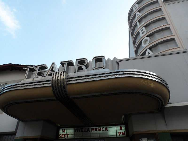 Teatro Balboa, Panamà. CC-BY-SA Y.Y.Y.G.