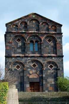 Chiesa di San Nicola - Ottana (NU) - Foto di Margherita Denti [Licenza CC-BY-SA 3.0]