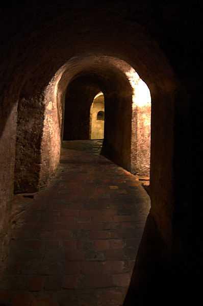 3° posto: Castelo di San Filippo di Barajas. CC-BY-SA  Matiasmaggio