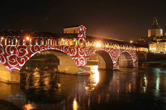 Ponte Coperto in Festa - Foto di Jacopo Cazzini [Licenza CC-BY-SA 3.0]