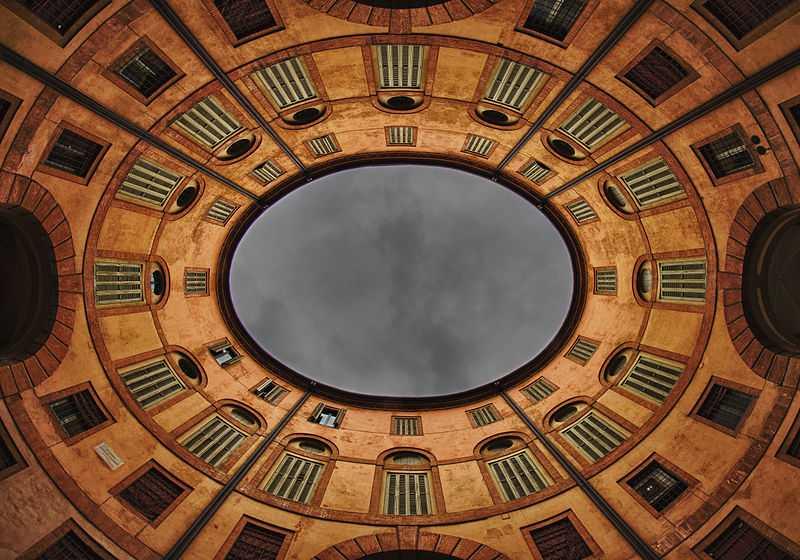 Il Teatro Comunale di Ferrara, al quarto posto nel concorso internazionale! [Foto di Andrea Parisi, licenza CC-BY-SA]