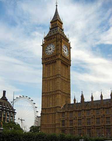 Il Big Ben vi aspetta!  [Foto di J. Miers, licenza CC-BY-SA]