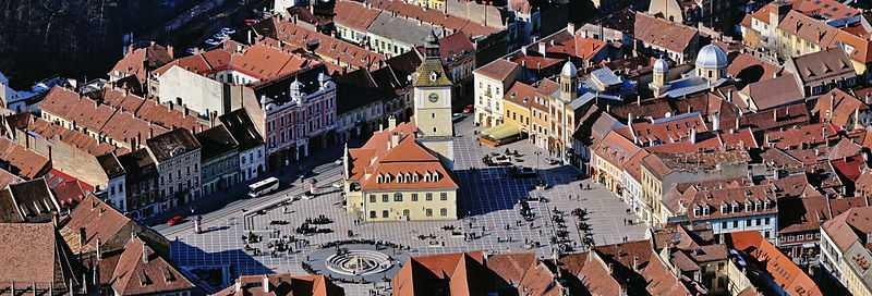 1° posto: Casa Sfatului, Brasov. CC-BY-SA Doru10stefan