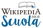 Wikipedia va a scuola_logo 2016 piccolo
