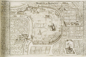 Mappa Trento