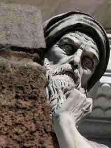 Cimitero Monumentale di Staglieno: statua - di Faustobici - CC-BY-SA 3.0