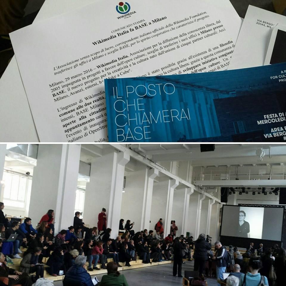 conferenza Base Milano