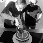 BASE Milano, inaugurazione sede: il taglio della torta