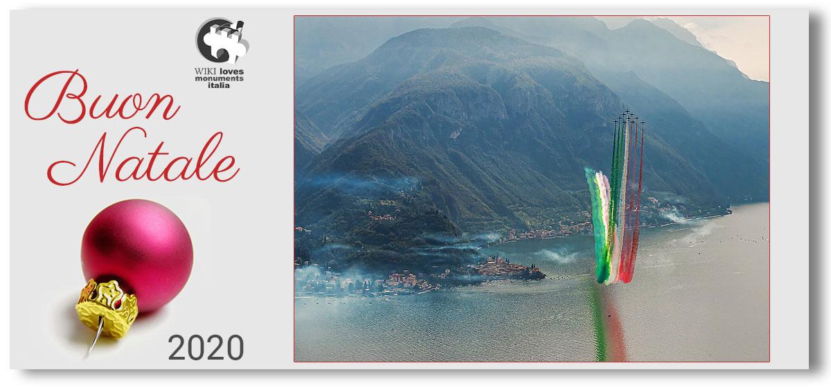 Varenna - Le Frecce Tricolori – di Achille Ballerini