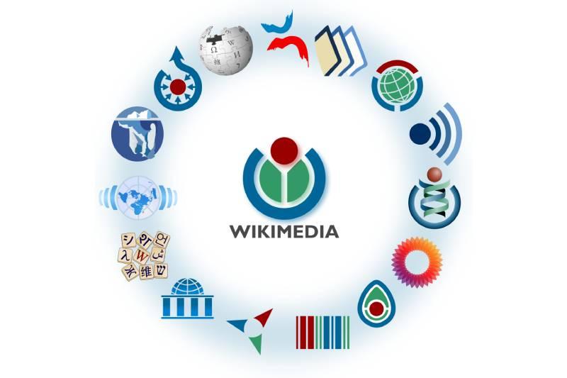 logo progetti wikimedia