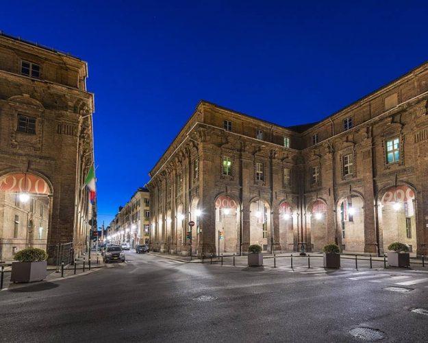 sede di palazzo del 900 a torino archivissima 2021