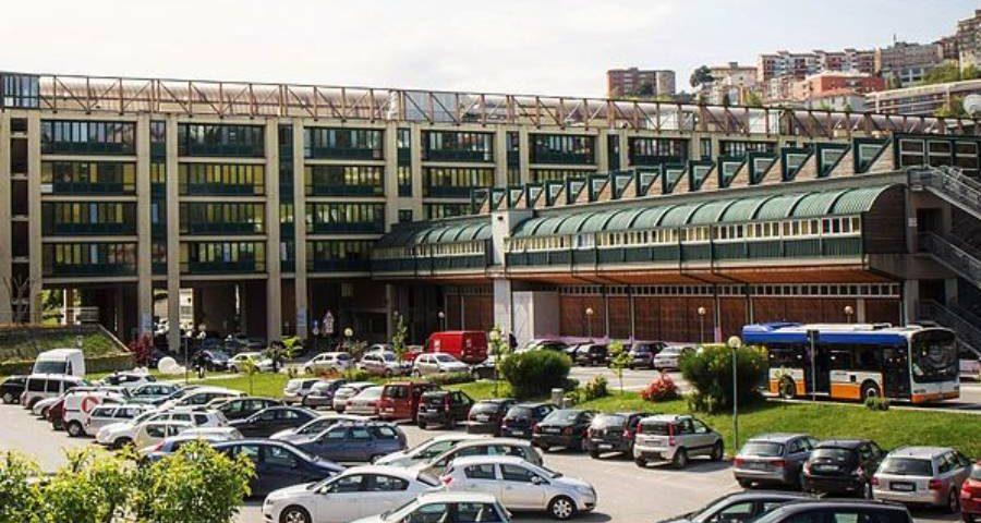 vista dell'università della basilicata a potenza